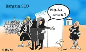 Bargain SEO Services