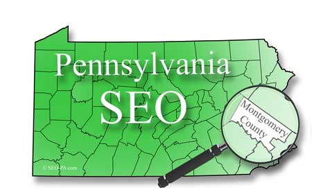 Montgomery County Pennsylvania Search Engine Optimization SEO Services